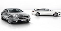 Mercedes-Benz Classe E et CLS AMG 4MATIC S : un S qui change tout