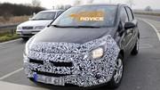 L'Opel Corsa se refait faire le portrait