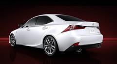 Lexus IS : nouvelle génération prometteuse