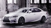 Lexus IS 2013 : un style acéré et une version hybride