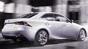 Lexus dévoile sa nouvelle IS