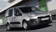 Peugeot Partner électrique, la réponse au Kangoo ZE