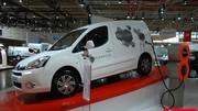 Citroën Berlingo, Peugeot Partner : l'électrique au printemps