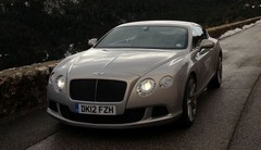 Essai Bentley Continental GT Speed 625 ch : Titan de choc