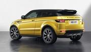 Edition limitée : Range Rover Evoque Sicilian Yellow