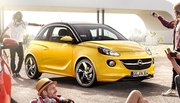 Opel Adam : début de la production