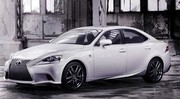 Nouvelle Lexus IS: plus de Diesel, mais de l'hybride
