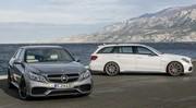 Mercedes E63 & CLS63 AMG 4Matic S