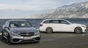 Jusqu'à 585 chevaux pour les Mercedes E 63 AMG et CLS 63 AMG 4MATIC