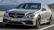 585 chevaux pour la nouvelle Mercedes E63 AMG