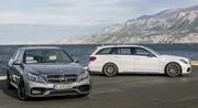 Mercedes dévoile sa nouvelle E63 AMG (E63 AMG S 4MATIC)