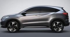 Le Honda Urban SUV Concept se montre en avance