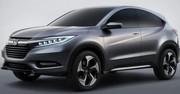 Honda Urban SUV Concept : apparition avant l'heure