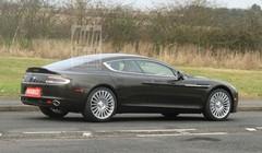 L'Aston Martin Rapide S toute nue