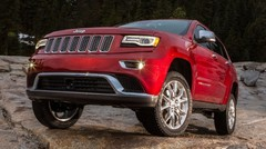 Jeep Grand Cherokee (peu) restylé