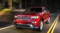 Jeep Grand Cherokee restylé : du nouveau dans le regard et les transmissions