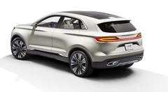 Lincoln MKC Concept, le Kuga de luxe