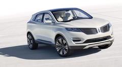 """Lincoln MKC Concept, futur """"petit"""" crossover"""