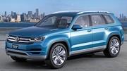 Volkswagen CrossBlue : Le Roccan en filigrane