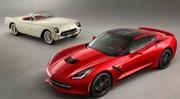 la nouvelle Corvette Stingray officielle