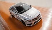 La Mercedes CLA s'officialise
