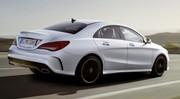 Mercedes-Benz CLA : une petite sœur pour la CLS à Detroit