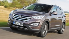 Le Hyundai Santa Fé 3 face à ses concurrents