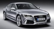 Audi RS7 Sportback rejoint la cour des 560 ch