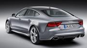 Audi sort sa RS7 Sportback de 560 ch