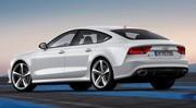 RS 7 Sportback : Audi lâche les chevaux