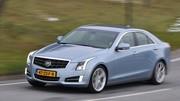 La Cadillac ATS sacrée voiture américaine de l'année 2013