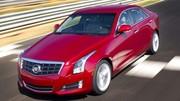 La Cadillac ATS élue voiture de l'année