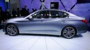 Q50 : la réponse d'Infiniti à la nouvelle Lexus IS