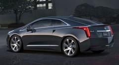 Nouvelle Cadillac ELR, la Volt luxe ?