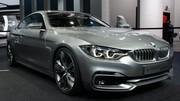 À la découverte de la BMW série 4 Concept
