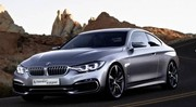 BMW Série 4 Coupé Concept