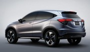 Honda Urban SUV Concept officiel
