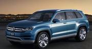 Volkswagen CrossBlue : SUV à l'américaine