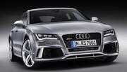 Audi RS7 Sportback : 560 ch au programme