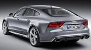 Audi RS7 Sportback à Détroit : 4.0 TFSI de 560 ch