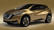 Nissan Resonance Concept, le futur Murano ?