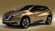 Nissan Resonance : Le Murano prépare sa mue