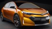 Toyota Furia Concept : la Corolla de demain