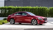 Les prix France de la Mercedes CLA