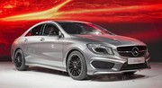 Mercedes CLA: baby-CLS
