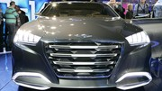 Concept Hyundai Genesis HCD-14, un nom de code qui cache de belles idées