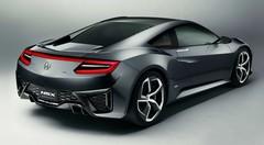 Acura NSX Concept de retour