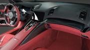 Honda dévoile l'habitacle d'une NSX Next Evolution
