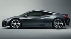 Honda peaufine sa NSX Concept au salon de Detroit