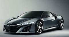 Honda NSX Concept : simple mise à jour